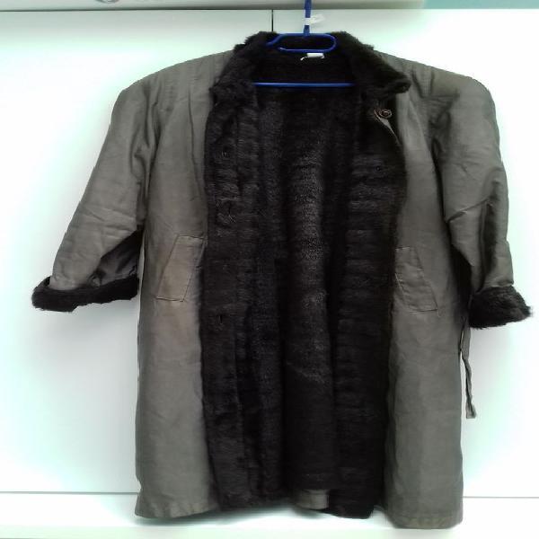 Manteau femme doublé taille 46 etat impeccable occasion,