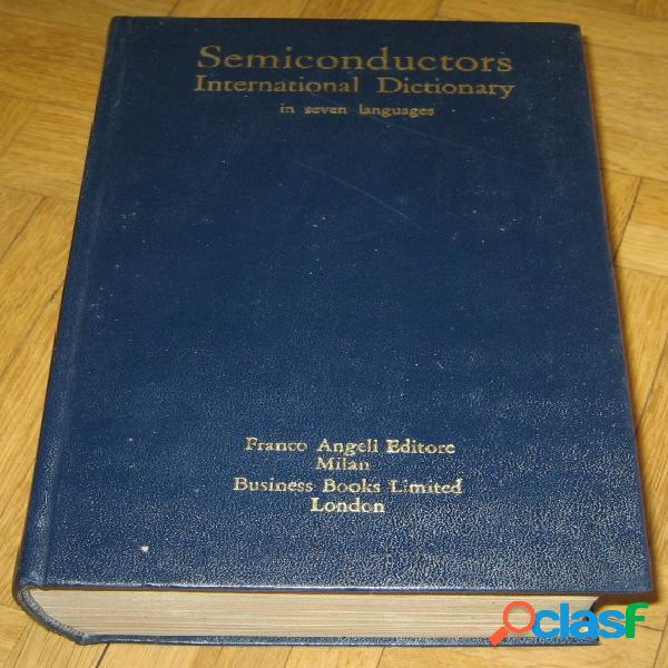 Semiconductors international dictionary