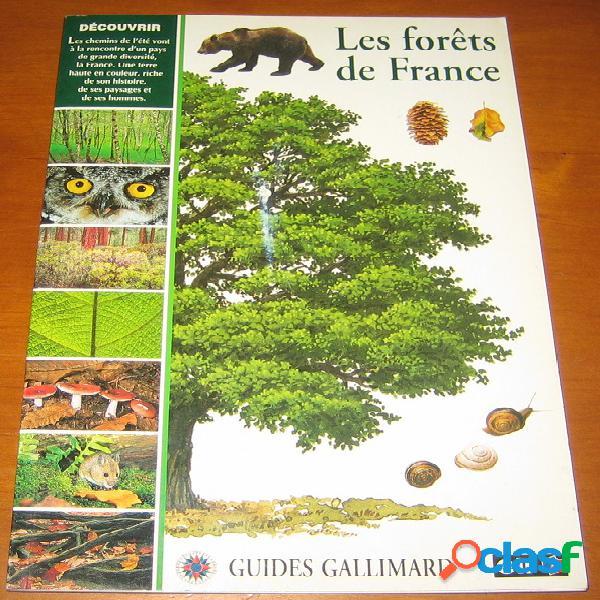 Les forêts de france, marc duquet et valérie guidoux