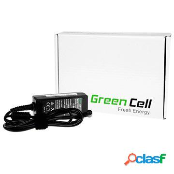 Adaptateur secteur green cell pour samsung series 3 chromebox, chromebook 2, 3, ativ tab 3 - 40w