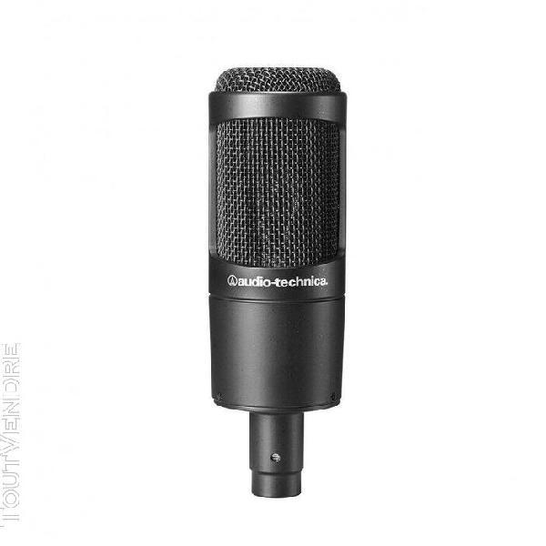 Audio technica at2035 - micro statique de studio