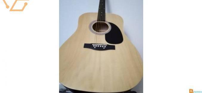 Guitare folk western neuve