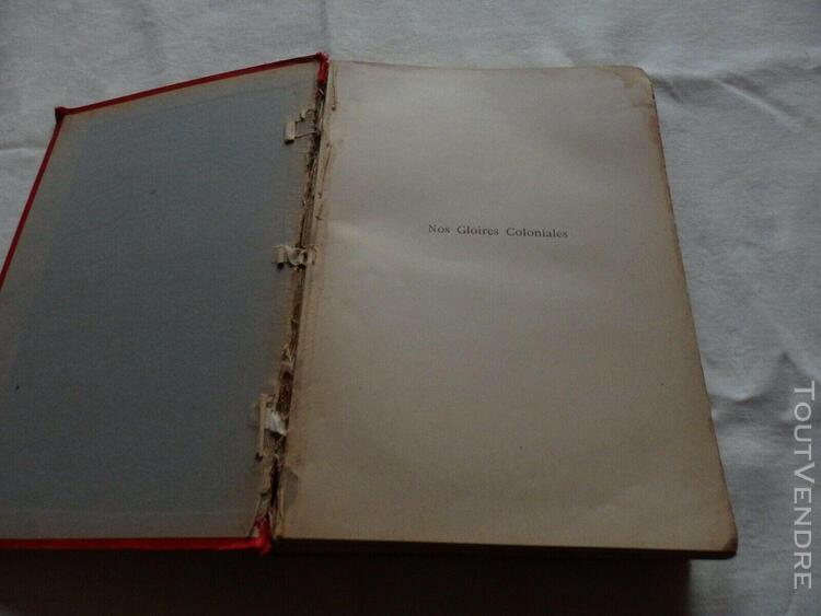 """Livre = legendre """"nos gloires coloniales"""""""