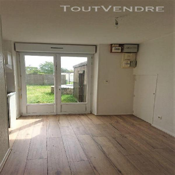 Appartement t1 bis de 26m² à 600m du bourg d'escoublac