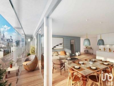 Appartement à vendre paris-18eme-arrondissement 4 pièces