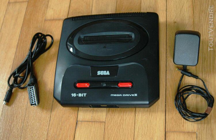 Console sega mega drive ii