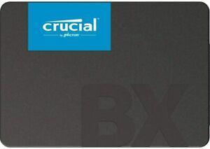 Crucial bx500 240go ssd interne jusqu'à 540 mb/s 3d nand,