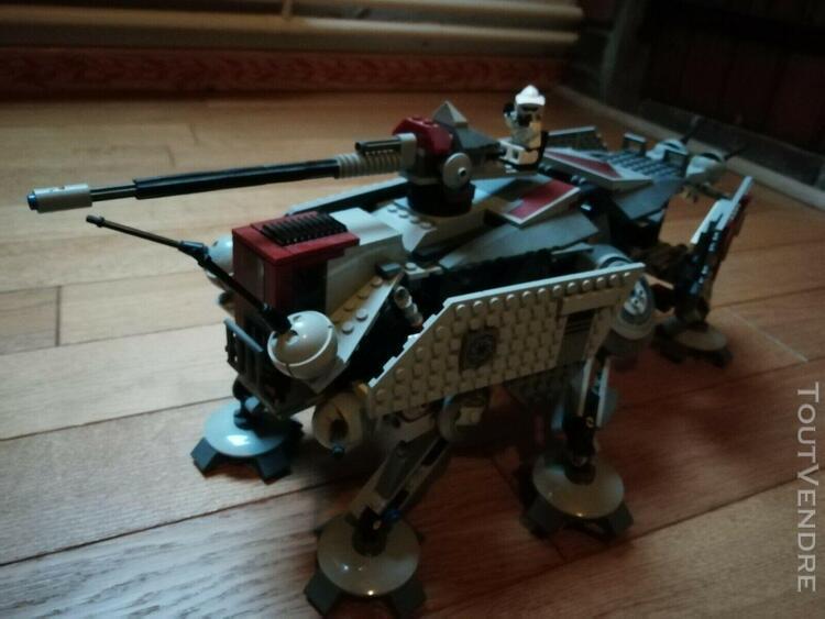 Lego star wars 7675: at-te walker