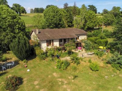 Maison à vendre figeac 6 pièces 140 m2 lot