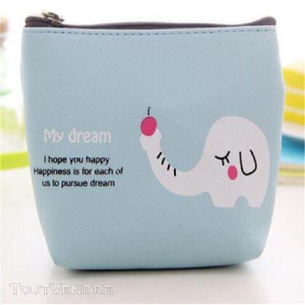Mini sac cosmétique portable organisateur de voyage sac