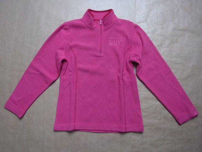 Pull polaire rose nky en taille 10 ans occasion,