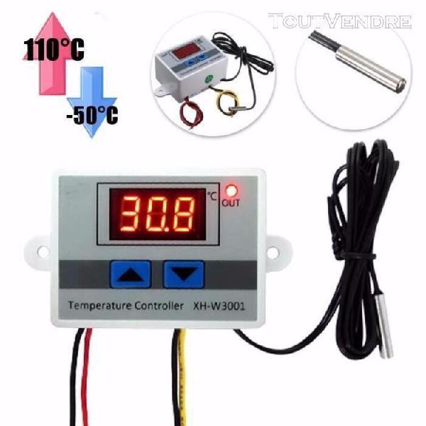 Tempsa -50 110°c 220v lcd thermostat température