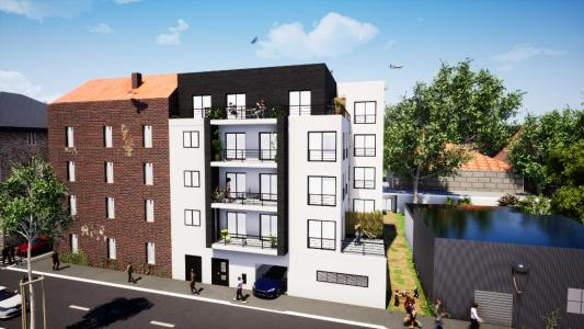 Appartement à vendre havre 2 pièces 41 m2 seine maritime