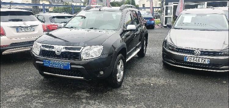 Dacia duster diesel guipavas 29 | 6990 euros 2010 16864066