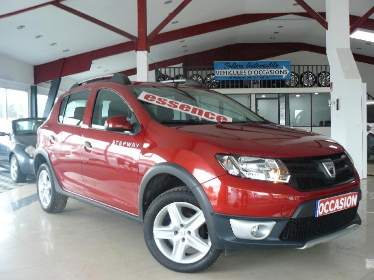 Dacia sandero essence soliers 14 | 7495 euros 2014 16498890