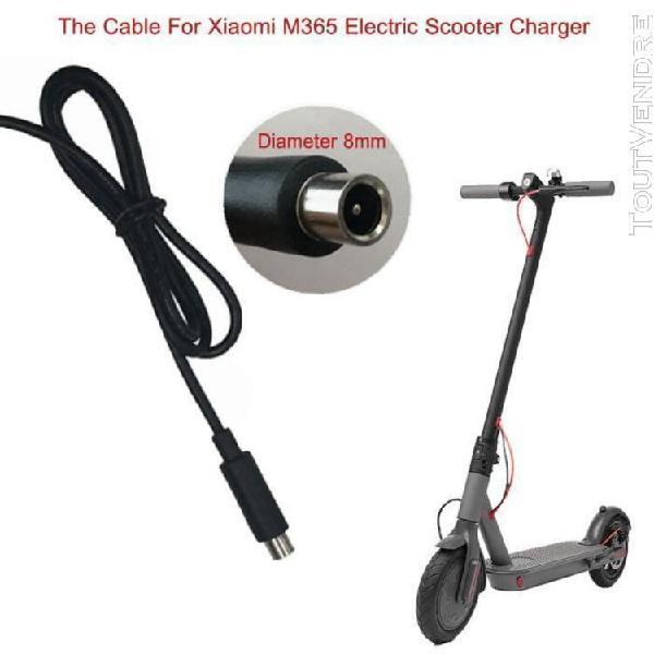 Scooter Accessoires pour Xiaomi//mijia M 365 /& Pro Câble Cravate Boucle Câbles Organisateur