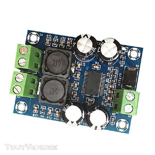 Module d'alimentation dc10-24v dc carte d'amplificateur audi