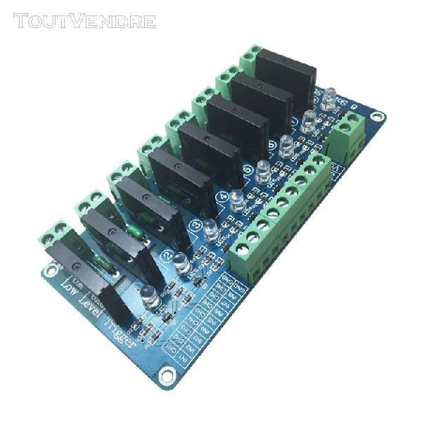 Module de relais semi-conducteur module de controle