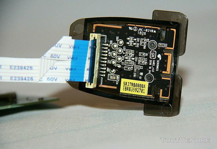 Module wifi eat63377302 + infra-rouge ebr83592701 + nappe po