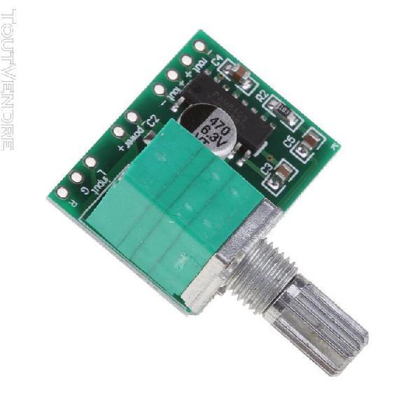 Pam8403 mini audio carte module d'amplificateur numérique