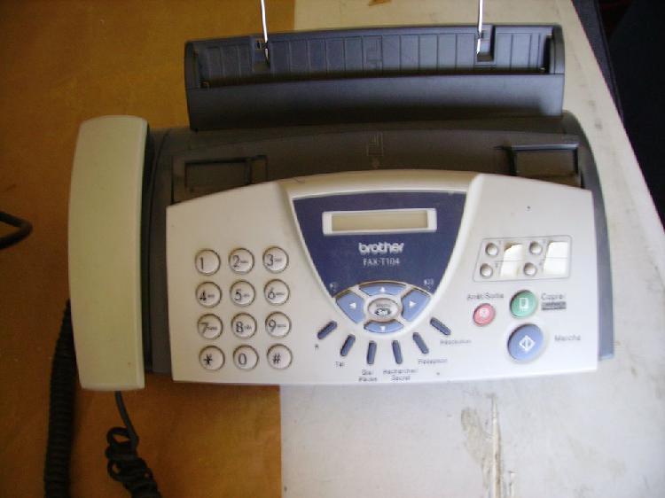 Téléphone fax occasion, héric (44810)