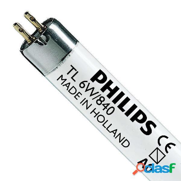 Philips tl mini 6w 840 super 80 (master) | 21cm - blanc froid