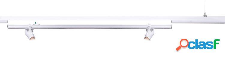 Noxion led linear nx-line module 8/1500 70w 840 double asymétrique angle de diffusion | blanc froid - dali dimmable - module d'urgence