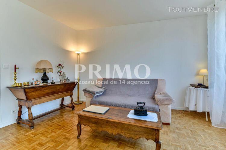 Appartement 4 pièces de 80 m² avec cave et parking