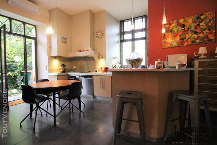 Appartement l isle sur la sorgue 4 pièce(s) 113 m2 au coeur