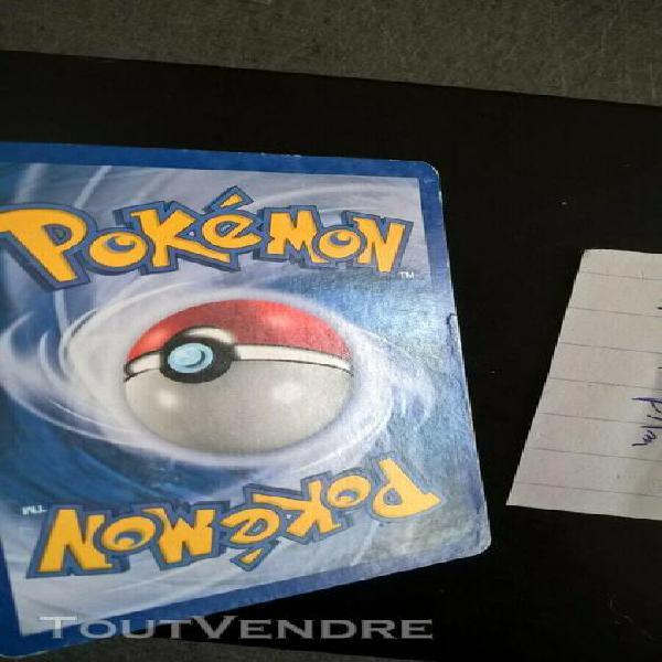 Carte pokemon mentali ex 102/115 française ex forces