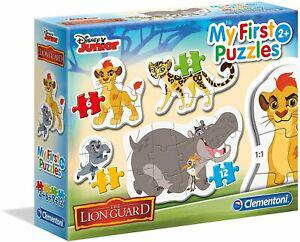 Clementoni - 20801 - puzzle - my first - lion guard -