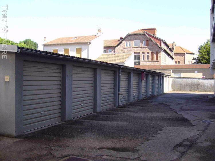 Garage individuel epinal - 12 m2