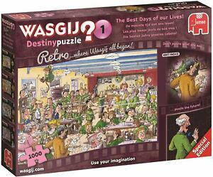 Jumbo - 619144 - puzzle - wasgij destiny - retro - les plus