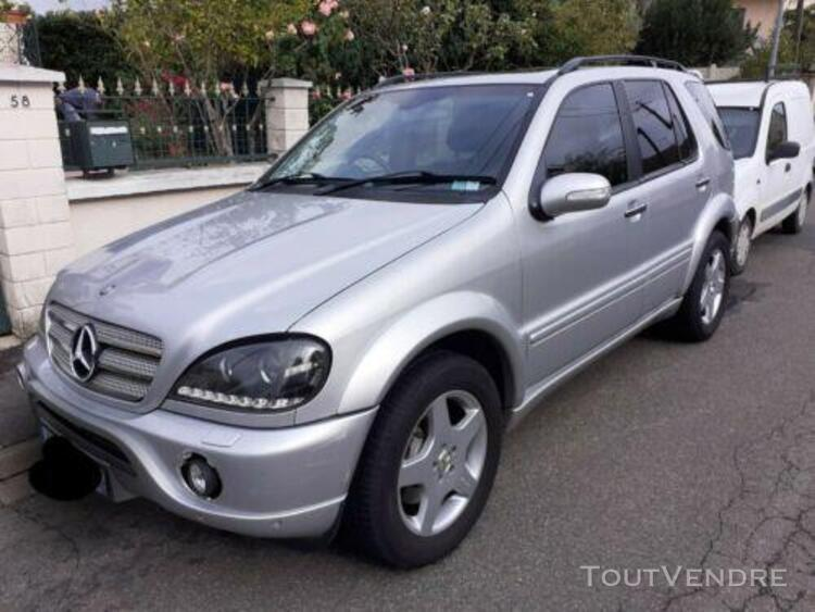 Mercedes ml 55 amg 347cv rhd