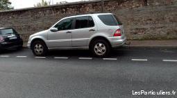 Mercedes ml270. 220000 kms