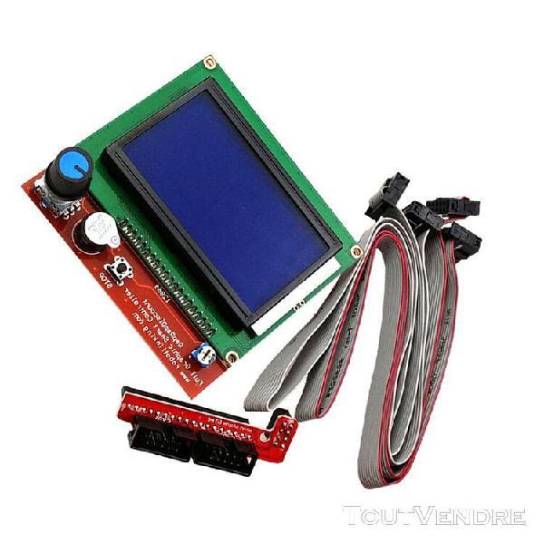 Module de contrôle d'écran lcd smart display pour 3d ramps