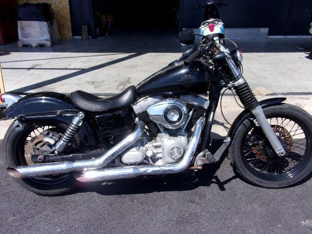 Harley davidson dyna street essence raphele les arles 13  