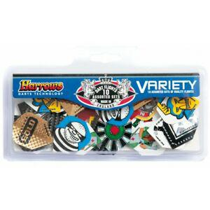 Harrows - pack d'ailettes variety - pack