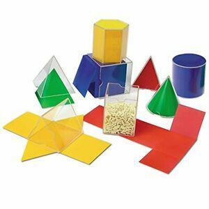 Learning resources formes géométriques dépliables