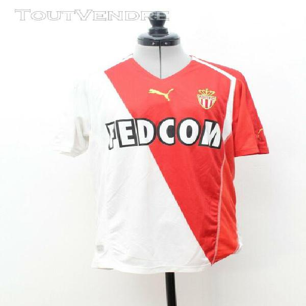 Maillot football vintage as monaco 2005-2006 taille: l