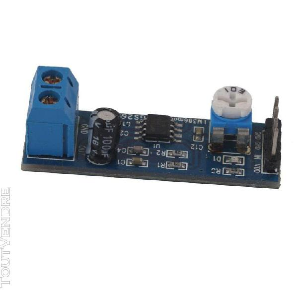 Lm386 200 amplificateur de gain audio panneau de module