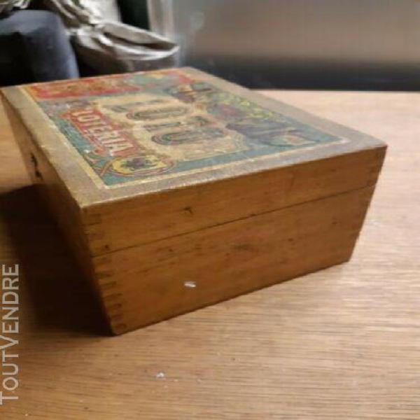 """Lot ancien jeux """" loto nk atlas paris, architecture de cons"""