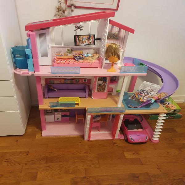 Maison de barbie neuf, la garenne-colombes (92250)