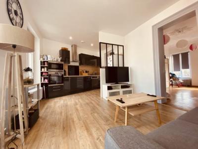 Appartement à vendre strasbourg 4 pièces 79 m2 bas rhin