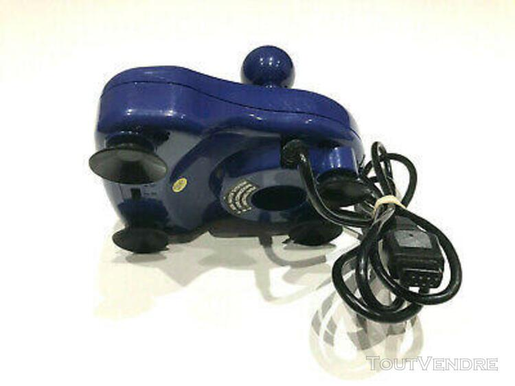 Manette joystick saitek megastick ii mix-120 db9 9 pin amstr