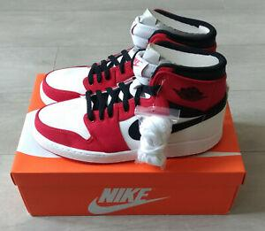 Nike air jordan 1 ko i ajko 2014 10us 44eu 9uk nike receipt