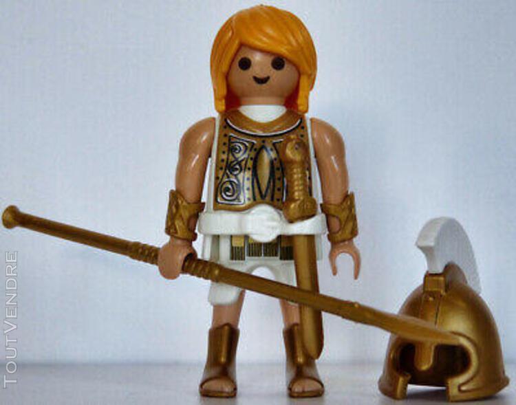 Playmobil mythologie - achille - grèce - antiquité -