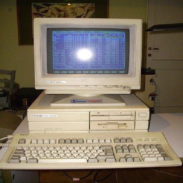 Récupère votre vieil ordinateur même hs à rénover,