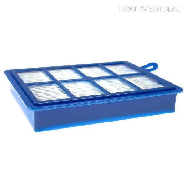 Vhbw filtre compatible avec philips jewel fc 9054, fc 9056 a