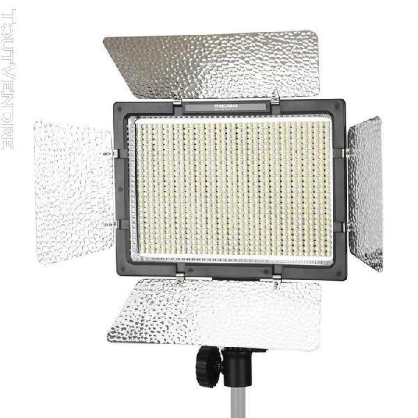 Yongnuo yn900 cri 95+ sans fil led lampe vidéo panneau led